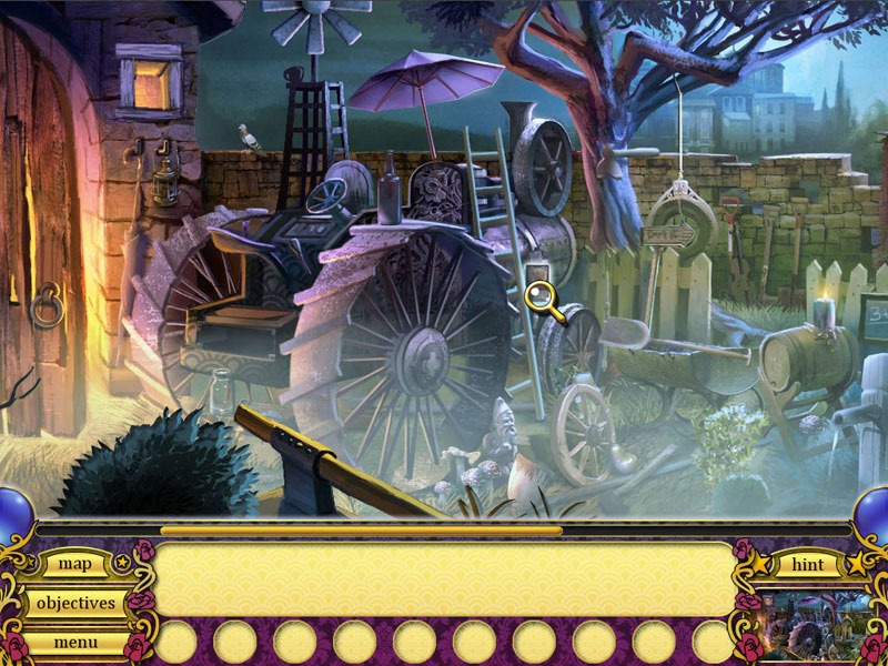 The Tarot's Misfortune screen shot