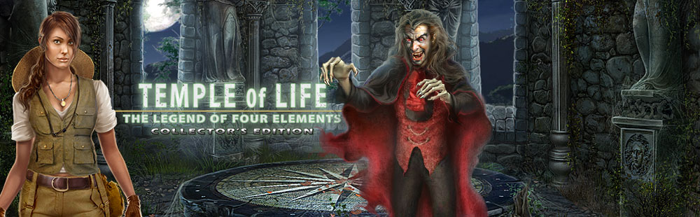 Temple of Life Collector's Edition