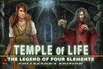The Temple of Life Collector's Edition is a fun Hidden Object game! Solve unique puzzles and find four artifacts to save the world!