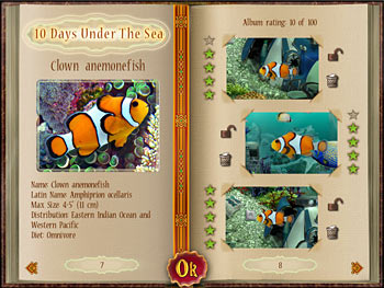 10 Days Under The Sea screen shot