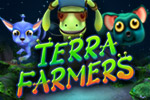 Use advanced technology to revive beautiful worlds in Terrafarmers!