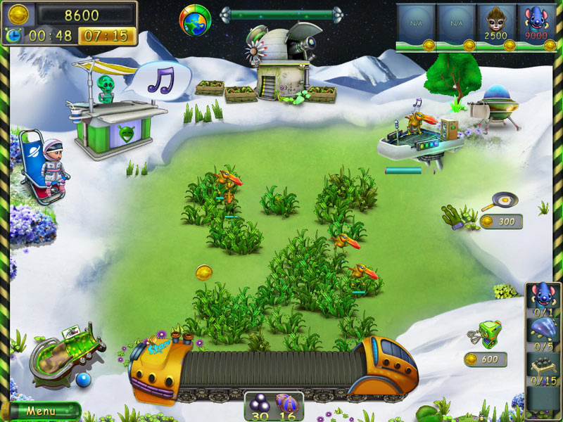Terrafarmers screen shot