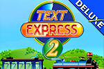 All aboard for word game fun in Text Express 2!