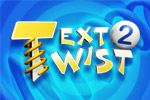 Twist again with this incredible sequel to the popular TextTwist game!