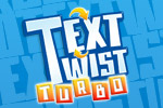Text Twist Turbo is perfect for crossword fans, wordsmiths, puzzle gamers and anyone looking for a twist!