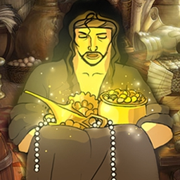 1001 Nights - The Adventures of Sindbad - Seek out seven precious stones in 1001 Nights - The Adventures of Sindbad! - logo