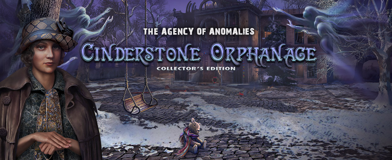 The Agency of Anomalies: Cinderstone Orphanage - Can you save their souls? - image
