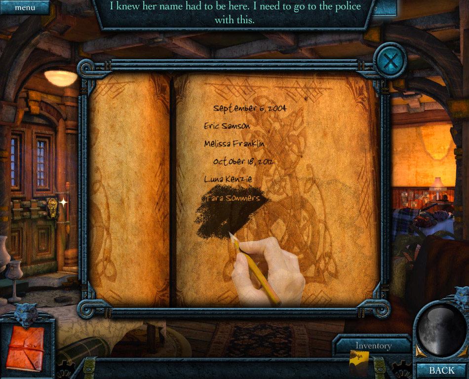 The Beast of Lycan Isle Collector's Edition screen shot