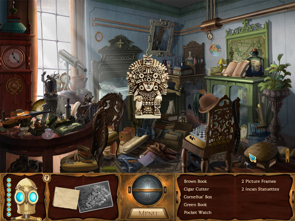 The Clockwork Man screen shot
