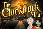 Gear up for a fantastic journey in The Clockwork Man - The Hidden World!