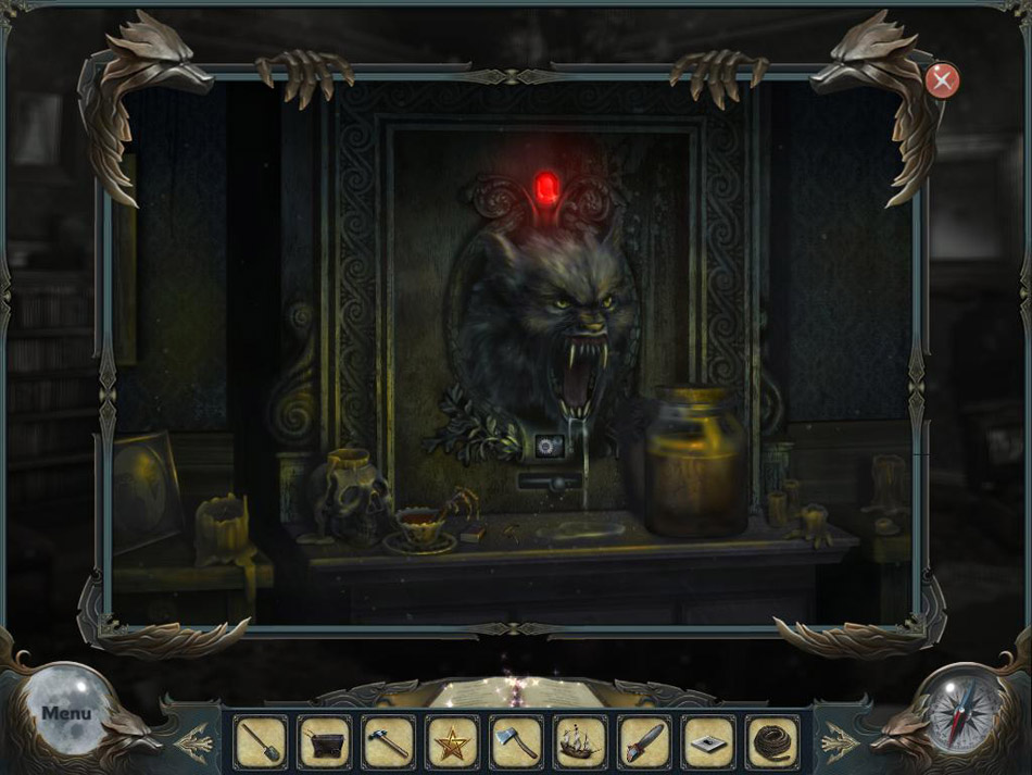 The Curse of the Werewolves screen shot