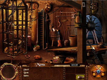 The Dracula Files screen shot