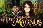 Dr. Macario Magnus has disappeared under mysterious circumstances and it's up to you to find him in The Dreamatorium of Dr. Magnus!