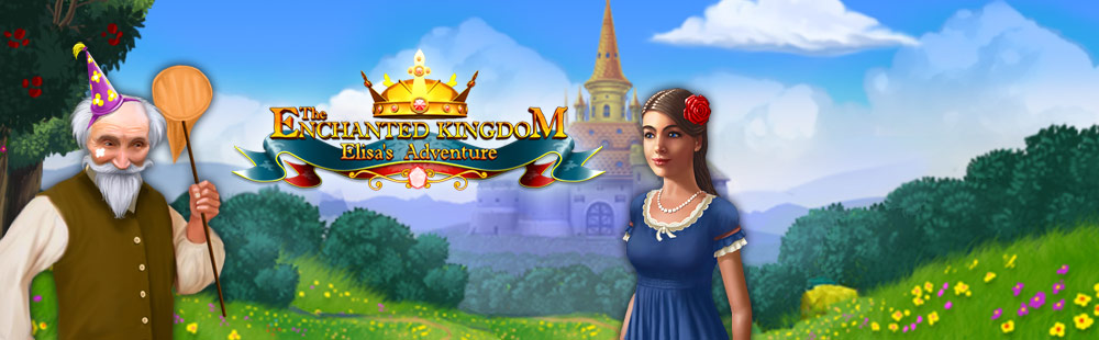 The Enchanted Kingdom - Elisa's Adventure