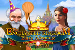The Enchanted Kingdom - Elisa's Adventure is a delightful match 3 game!