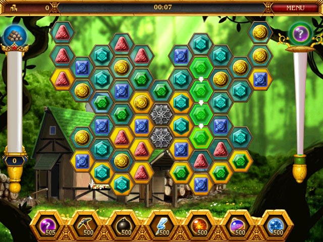 The Enchanted Kingdom - Elisa's Adventure screen shot