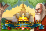 The Enchanted Kingdom: Elisa's Adventure is a delightfully colorful Match 3 and Hidden Object game!