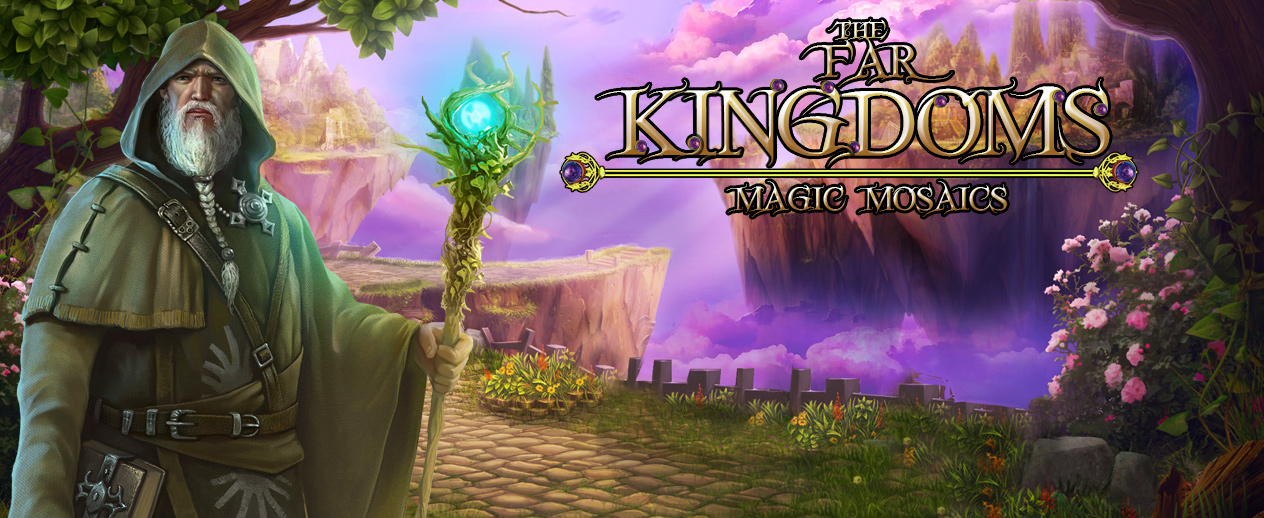 The Far Kingdoms: Magic Mosaics - This wizard wants to go home! - image