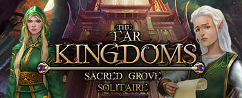 The Far Kingdoms: Sacred Grove Solitaire - image