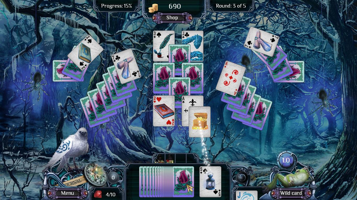 Crime Solitaire kostenlos adobe flash player bet at home herunterladen - adobe  2: The Smoking Gun screen shot