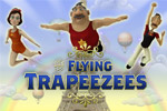 Amaze the people of France with your aerial skill in The Flying Trapeezees!