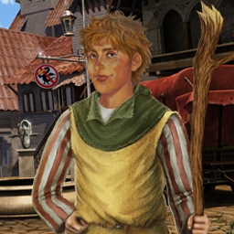 The Fool - The Fool proves that a hero lives in every one of us! Play through a delightful hidden object and adventure game filled with clever puzzles. - logo