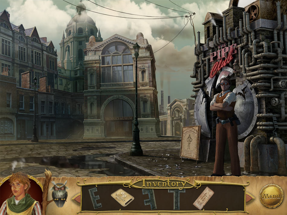 The Fool screen shot