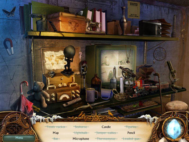 The Gift screen shot