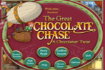 Screenshot of The Great Chocolate Chase - A Chocolatier Twist