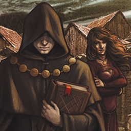 The Inquisitor - The Inquisitor is a clever hidden object adventure set in the Middle Ages. - logo