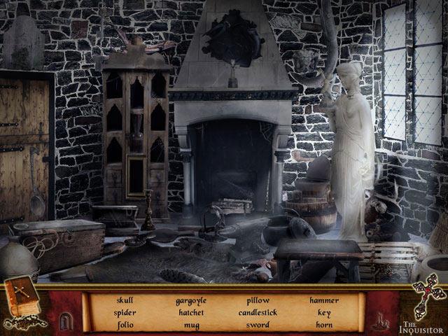 The Inquisitor screen shot