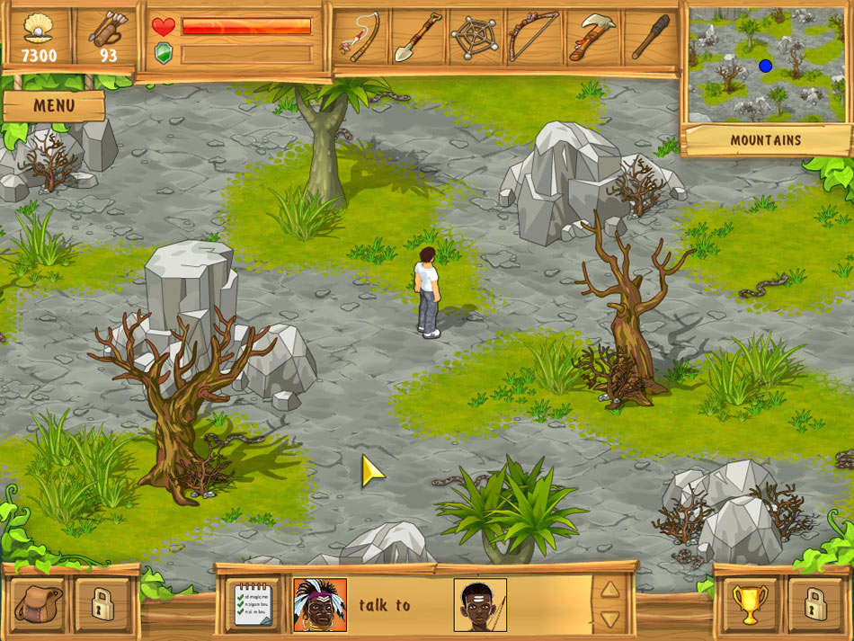 The Island: Castaway screen shot