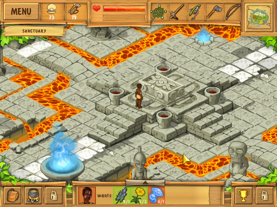 The Island: Castaway 2 screen shot