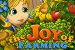 Help Joy turn a shabby homestead into the Farm of the Year as she discovers The Joy of Farming and grows a variety of mouthwatering vegetables!