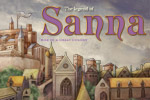 The Legend of Sanna is a beautiful strategy and resource management game.