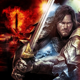 The Lord of the Rings Online (TM) - The ultimate adventure is now free to play: The Lord of the Rings Online™! - logo