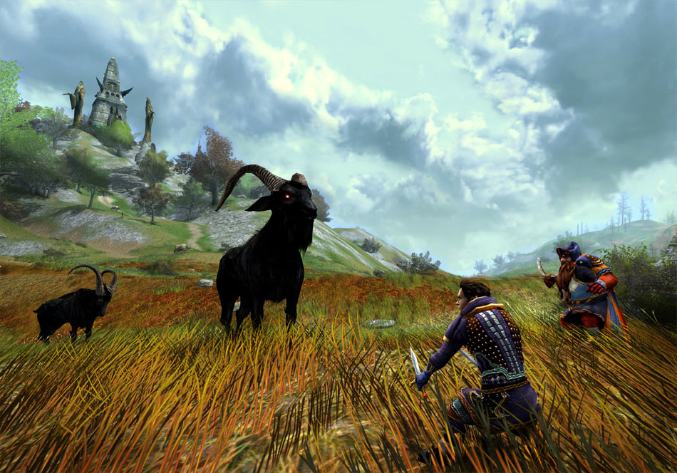 The Lord of the Rings Online (TM) screen shot