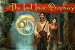 Play through nearly 200 beautiful puzzles in The Lost Inca Prophecy!