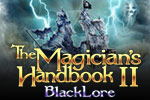 Stop the magical pirate BlackLore in The Magician's Handbook 2!