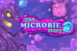 An evil virus has escaped and is infecting the microbes. Use your Match 3 skills and save the lab in The Microbie Story!