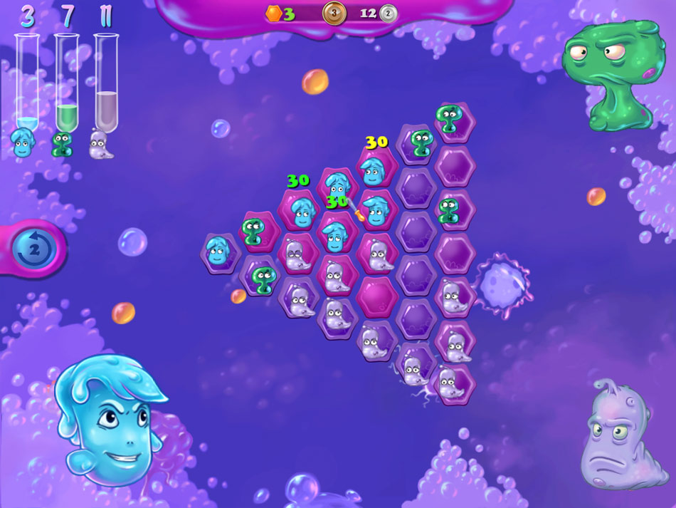 The Microbie Story screen shot