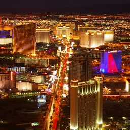 The Mysterious City - Vegas - Head straight to the Strip to solve a crime in The Mysterious City - Vegas! - logo