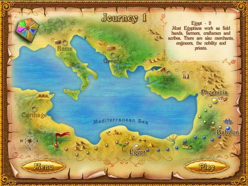 The Rise of Atlantis screen shot