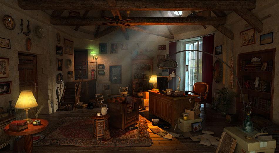 The Secret Legacy: A Kate Brooks Adventure screen shot