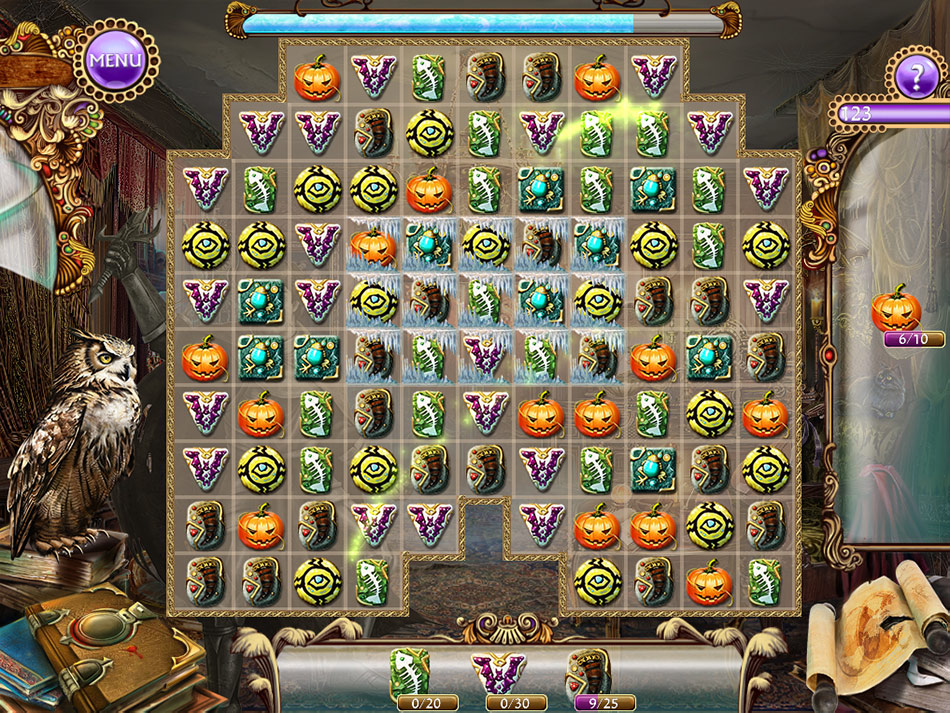 The Spell screen shot
