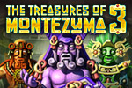 Match groups of 3 or more tokens to unlock incredible riches in The Treasures of Montezuma 3!