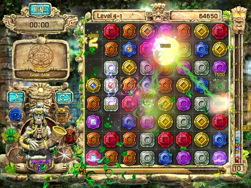 The Treasures of Montezuma 4 screen shot