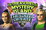 Solve puzzles to escape Mystery Island in The Gates of Fate!