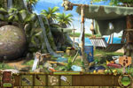 Screenshot of The Treasures of Mystery Island 2: The Gates of Fate
