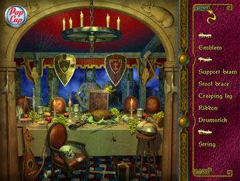 The Wizard's Pen screen shot